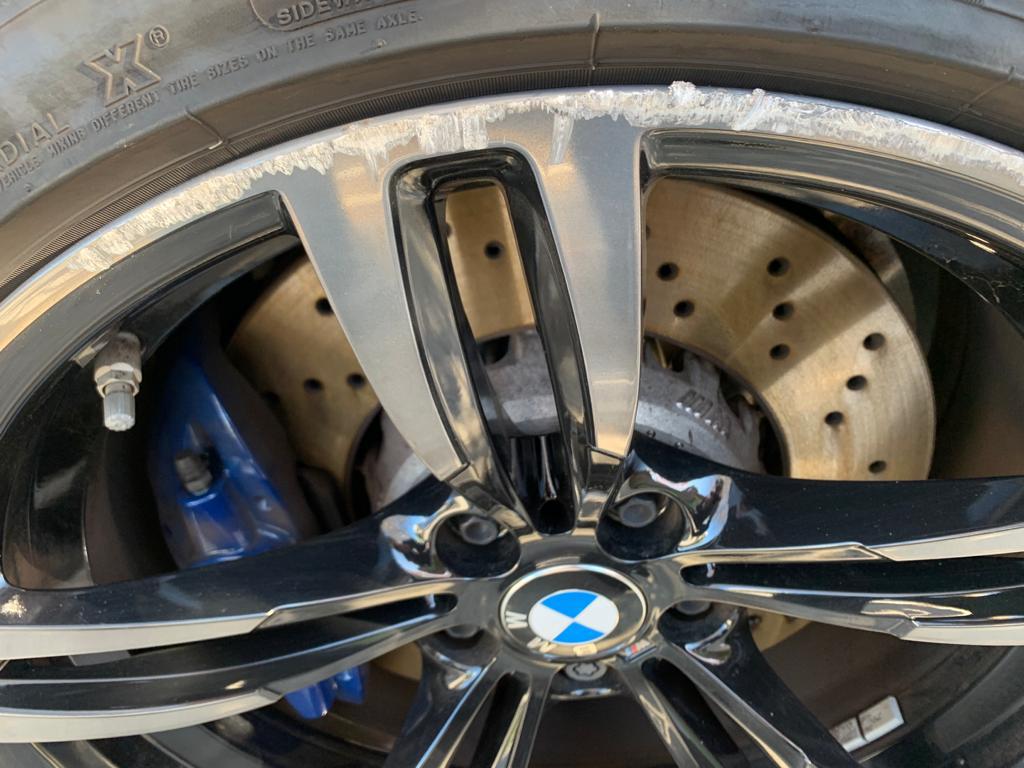 BMW - Rim Repair - Mobile Car Scratch Repair