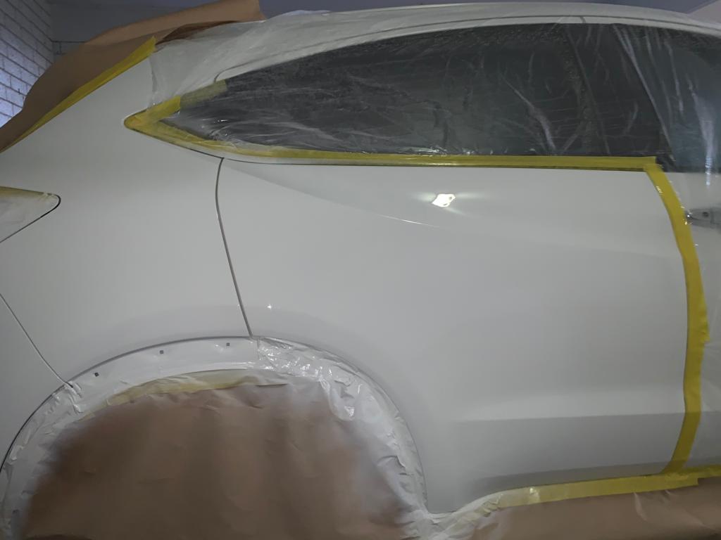 Honda - Panel Repair - Mobile Car Scratch Repair
