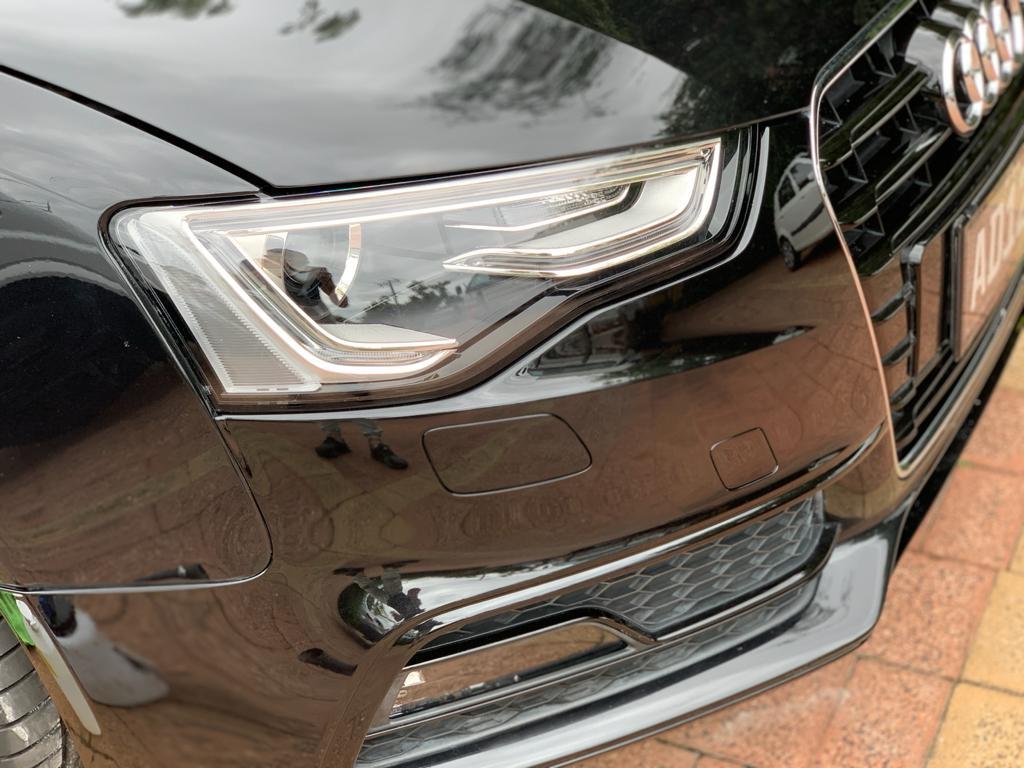 Audi - Bumper Scratch Repair - Mobile Car Scratch Repair